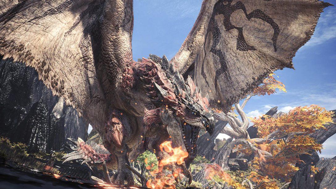 Entre para Caçada Antes — Beta de Monster Hunter: World Começa em 9 de Dezembro