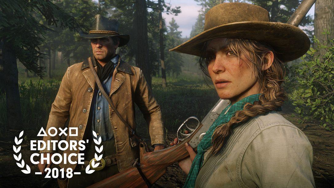 Escolha do Editor: Por que Red Dead Redemption 2 é um dos Melhores Jogos de 2018