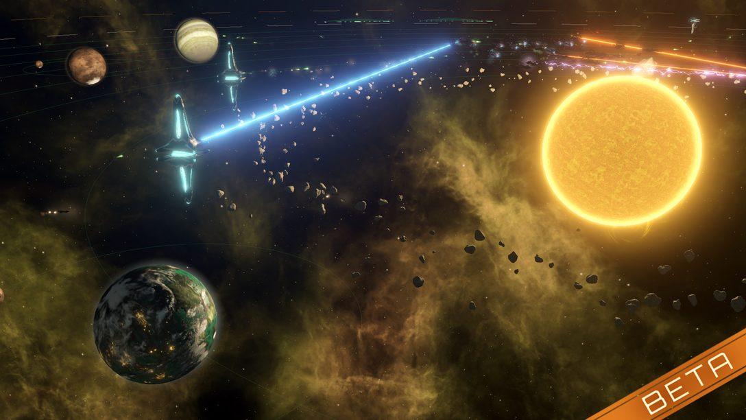 A Estratégia em Grande Escala Chega para PS4 em Stellaris, Pré-Venda Começa Hoje