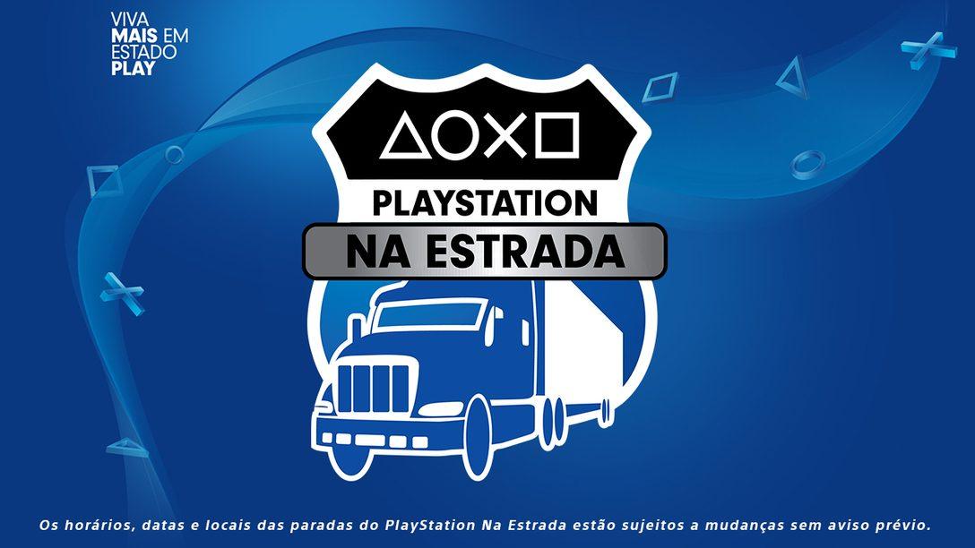 PlayStation na Estrada: Terceira Fase Iniciada