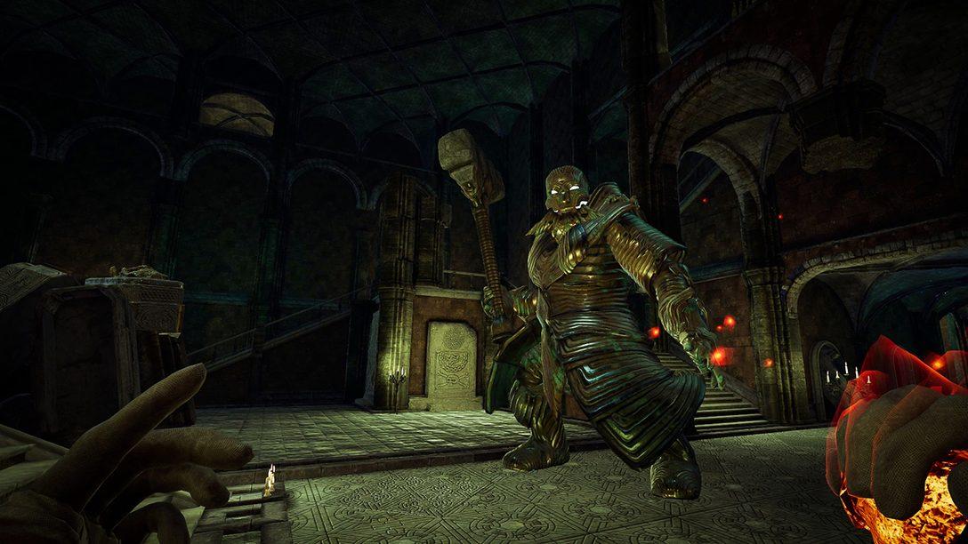 The Mage's Tale Chega ao PS VR Hoje