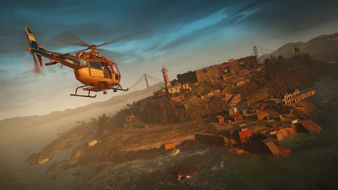 Far Cry New Dawn Leva a Luta Até Alcatraz