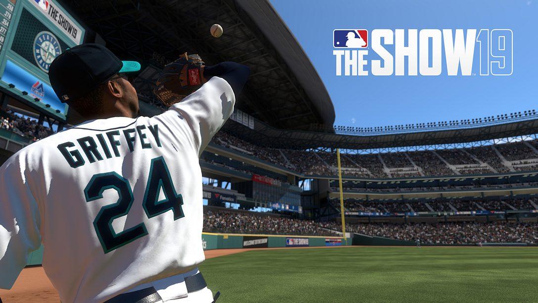 Destaques MLB The Show 19: IA Defensiva, Habilidade, Diferenciação de Jogador