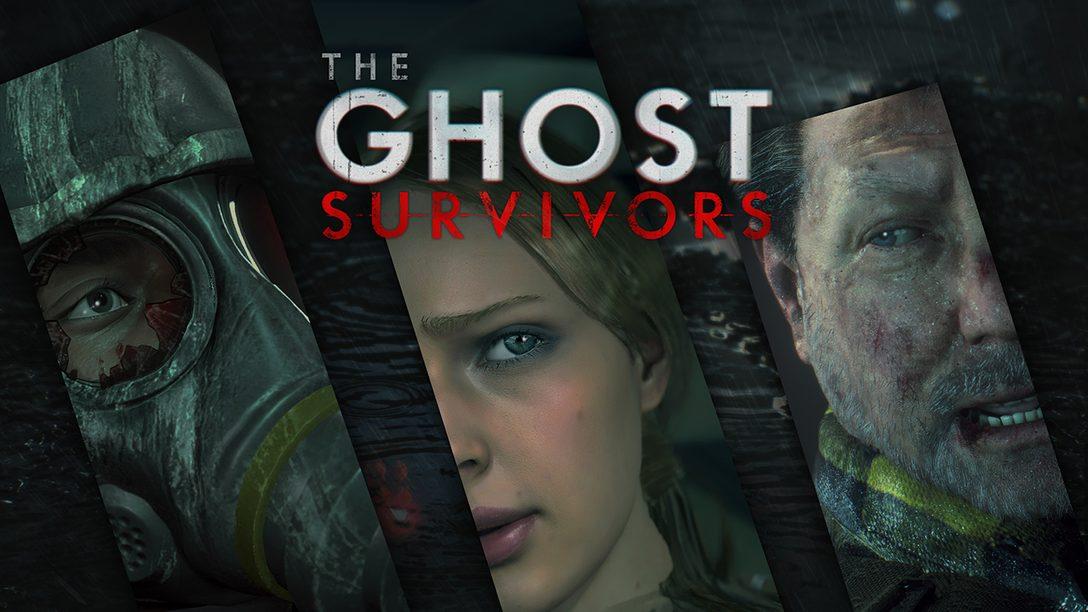 """A Capcom Revela as novidades de """"The Ghost Survivors"""" para Resident Evil 2"""