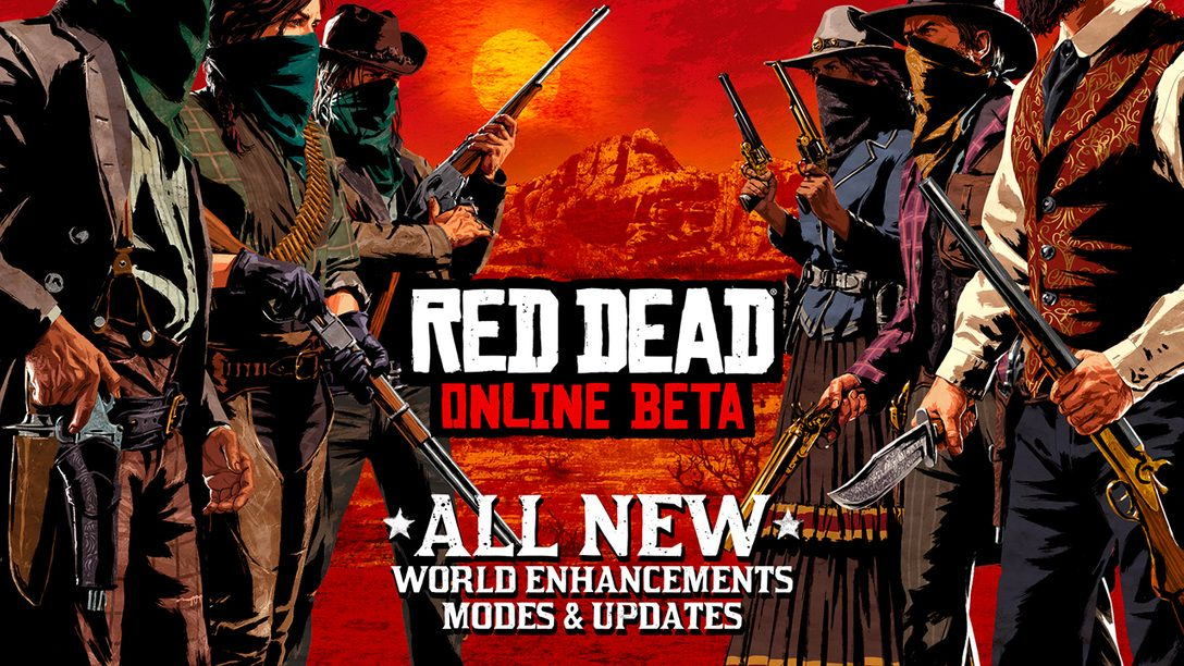 Atualização de Red Dead Online Beta Disponível, Obtenha Conteúdo Primeiro Para PS4