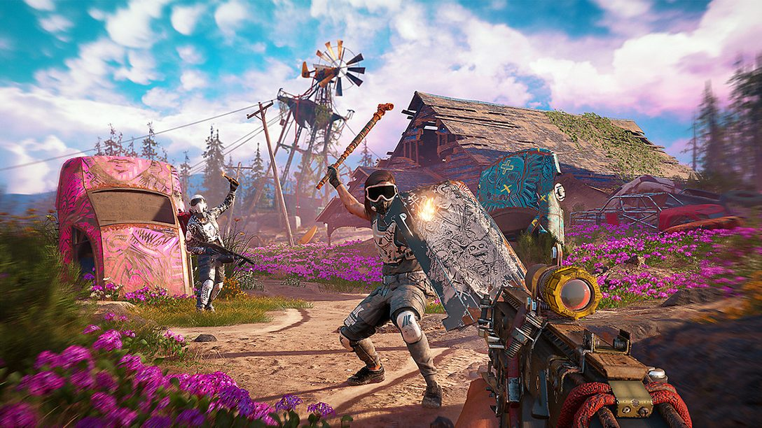 The Drop: Novos Jogos PlayStation para 12 de Fevereiro de 2019