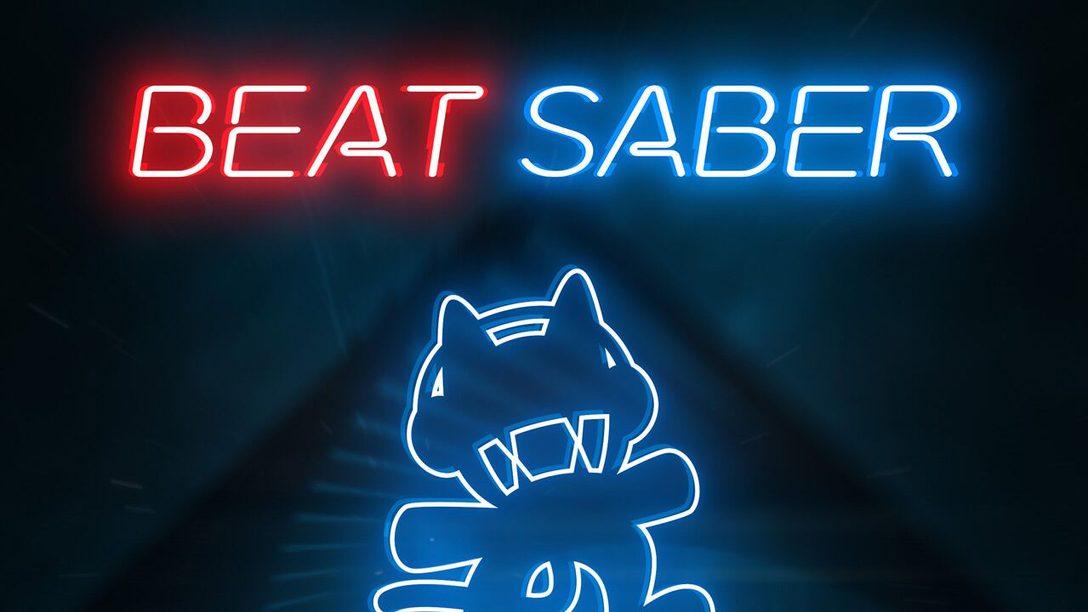 Pacote de Música Monstercat Vol. 1 Chega em Beat Saber Hoje