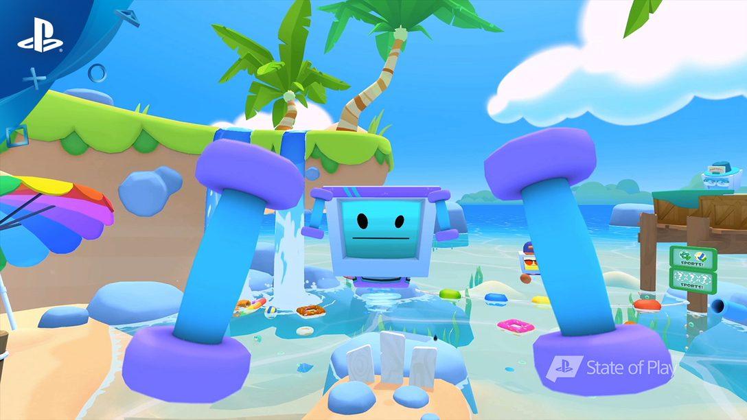 PlayStation VR: Próxima Leva de Jogos com Lançamento em 2019