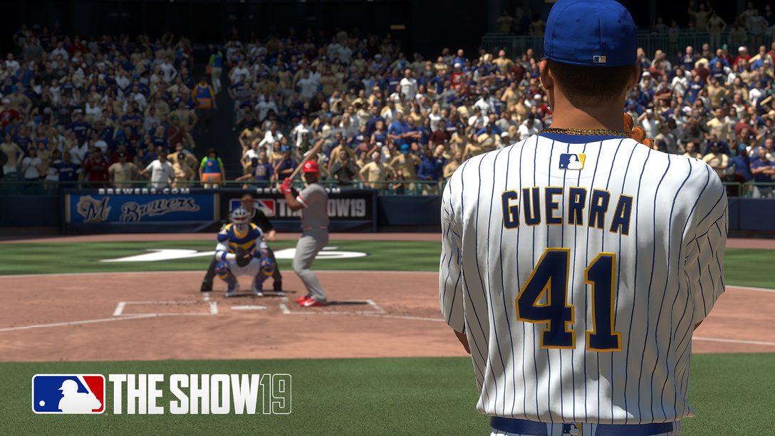 MLB The Show 19 Disponível Hoje: 10 Razões Para Jogar