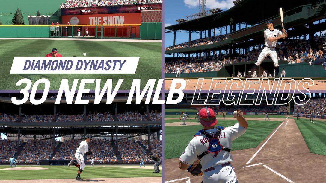 MLB The Show 19: Novidades em Diamond Dynasty