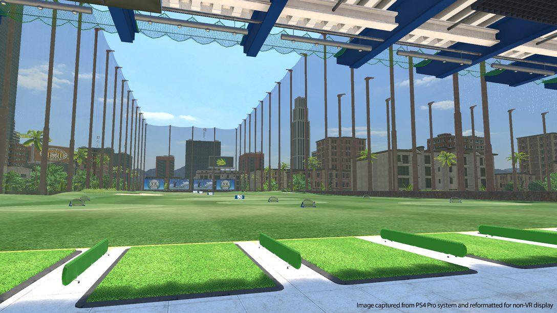 Everybody's Golf Chega Para PlayStation VR Em 21 de Maio