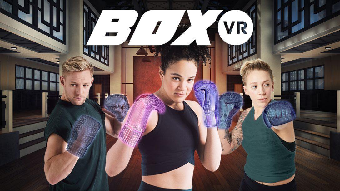 BoxVR Entra no Ringue do PS VR Hoje