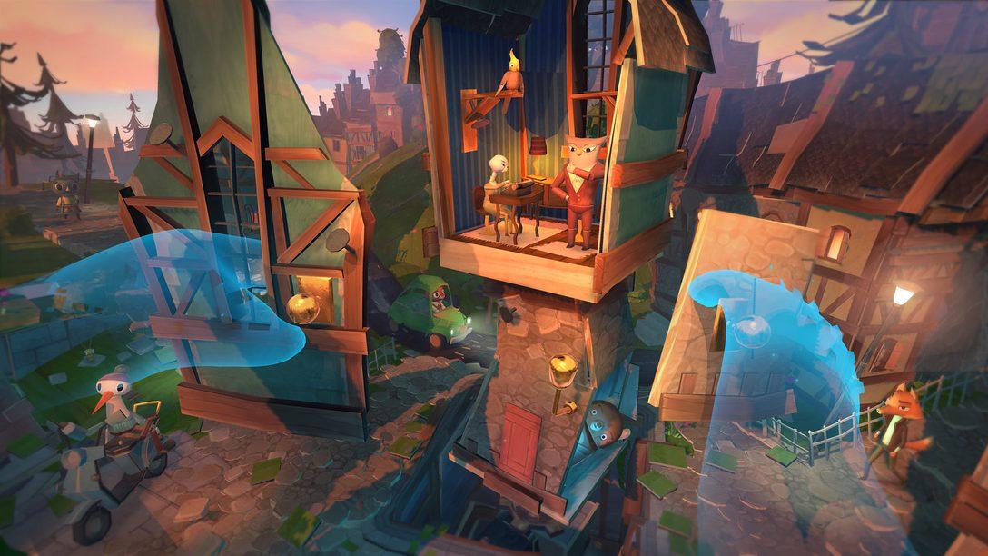 The Drop: Novos Jogos PlayStation para 16 de Abril de 2019