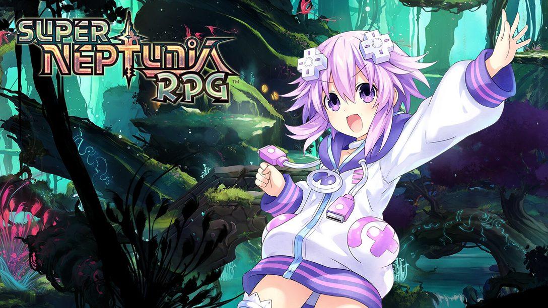 Por Dentro da Arte e Animação de Super Neptunia RPG, Disponível em 25 de Junho