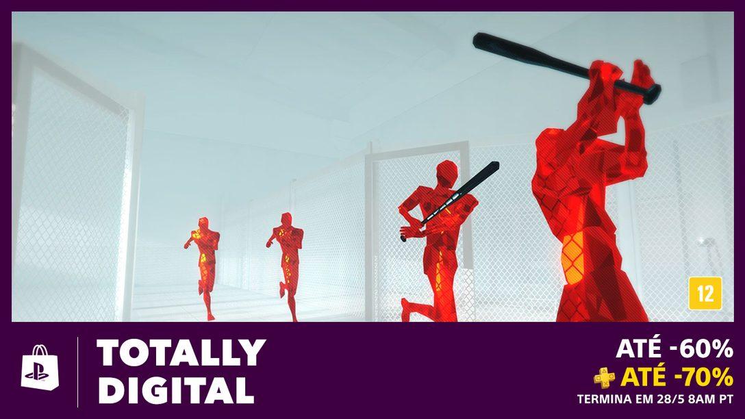 A Promoção Totally Digital Retorna à Playstation Store