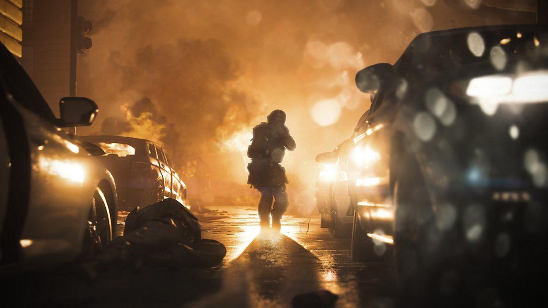 A Infinity Ward Fala Sobre Call of Duty: Modern Warfare