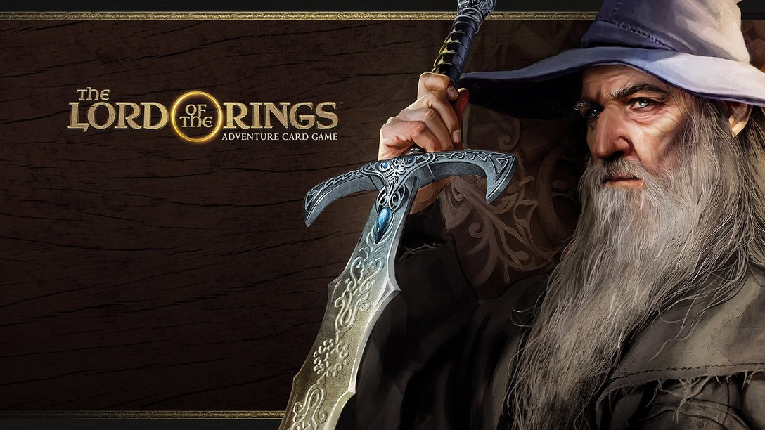 The Lord of the Rings: Adventure Card Game Chega para PS4 em 8 de Agosto
