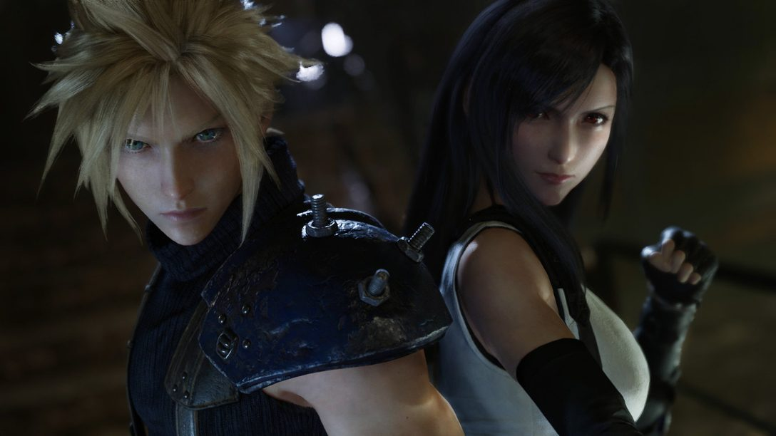 Como o Combate em Final Fantasy VII Remake Une O melhor de Dois Mundos
