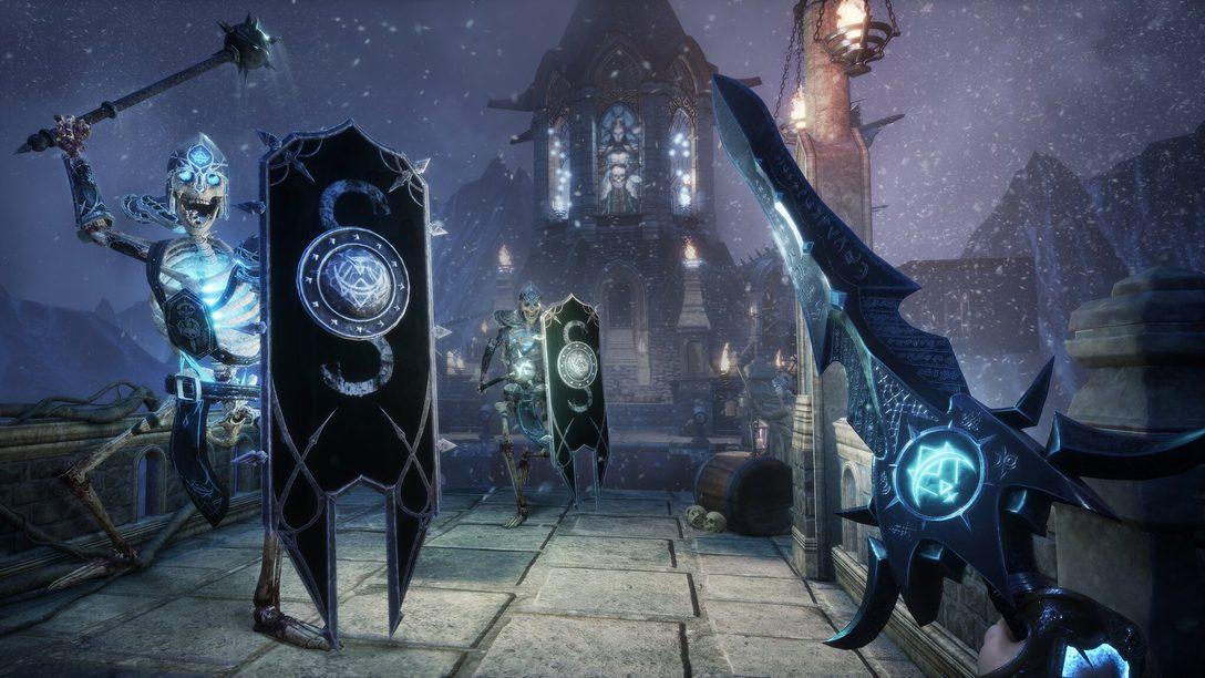 Witching Tower VR, Game Sombrio de Fantasia, Assombra o PS VR Este Ano