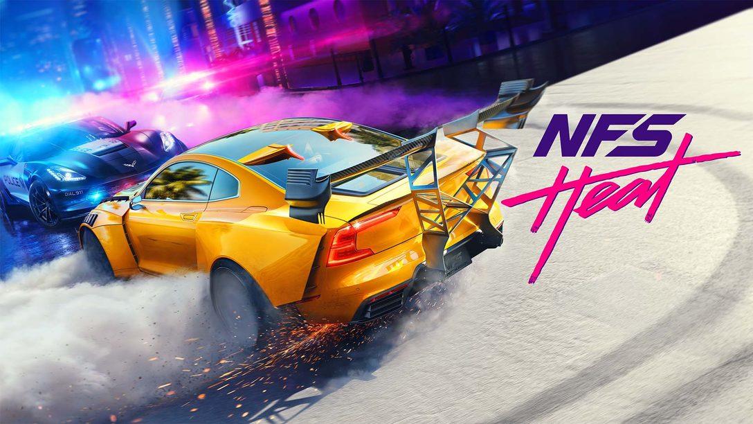 4 Maneiras que Need for Speed Heat Evolui o Gênero de Jogos de Corrida