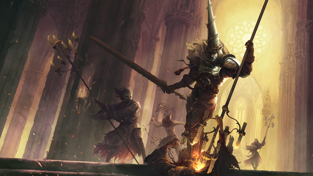 Blasphemous, Jogo de Ação e Plataforma, Chega ao PS4 Amanhã