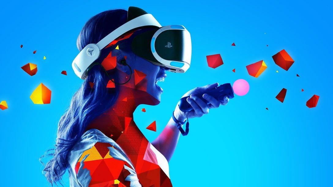 O PlayStation VR Comemora seu Terceiro Aniversário Mundial em Outubro