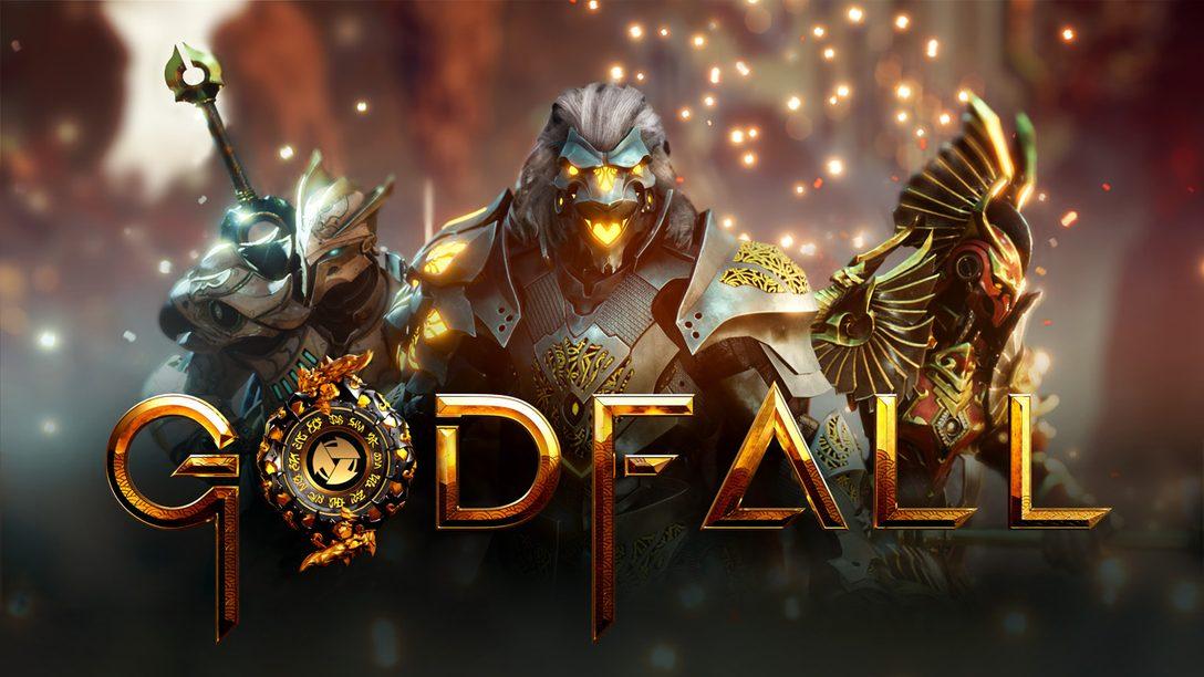 Godfall Anunciado Para PlayStation 5, Trazendo Ação Looter-Slasher Até a Próxima Geração