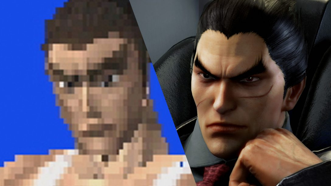 A Evolução Poligonal de 5 Personagens PlayStation Icônicos