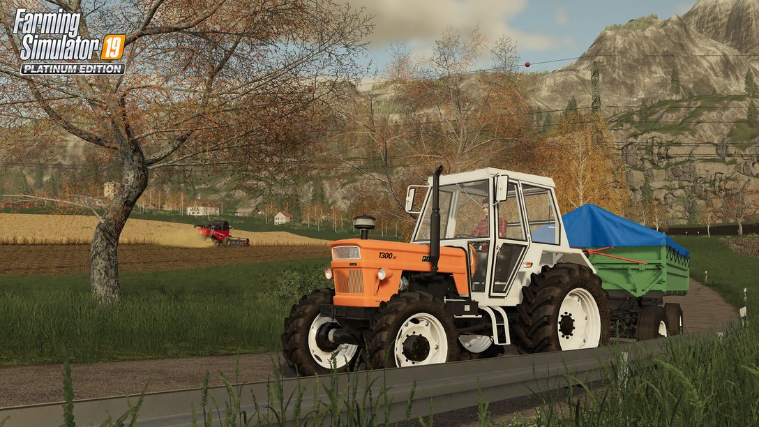 Farming Simulator 19 Adiciona Mudanças de Estação para o PS4 Amanhã