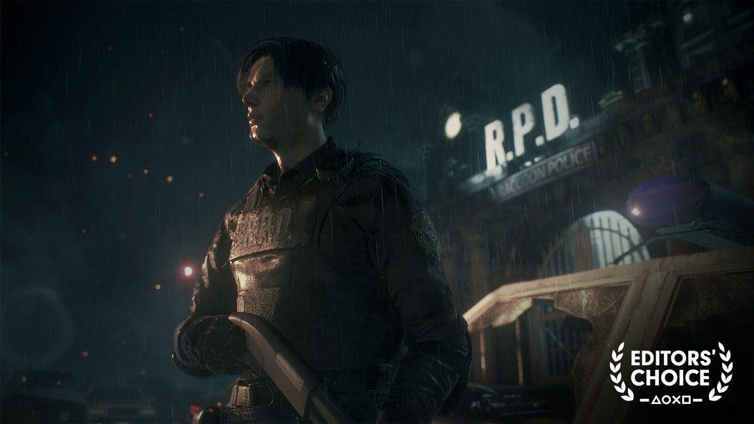 Escolha dos Editores: Resident Evil 2 É o Terror de Sobrevivência Aperfeiçoado