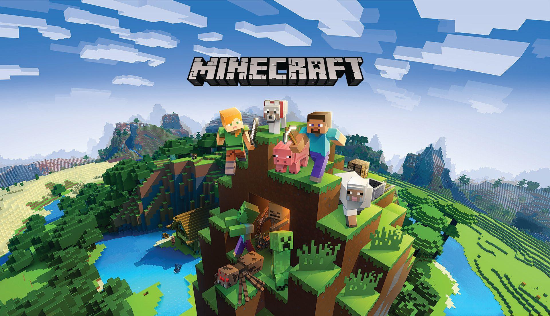 A Versão Bedrock de Minecraft Chega para PS10 – PlayStation.Blog BR