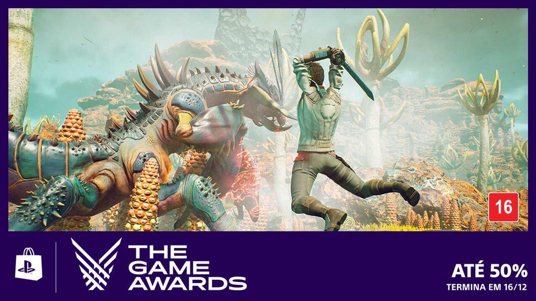 A Promoção The Game Awards Chegou na PS Store