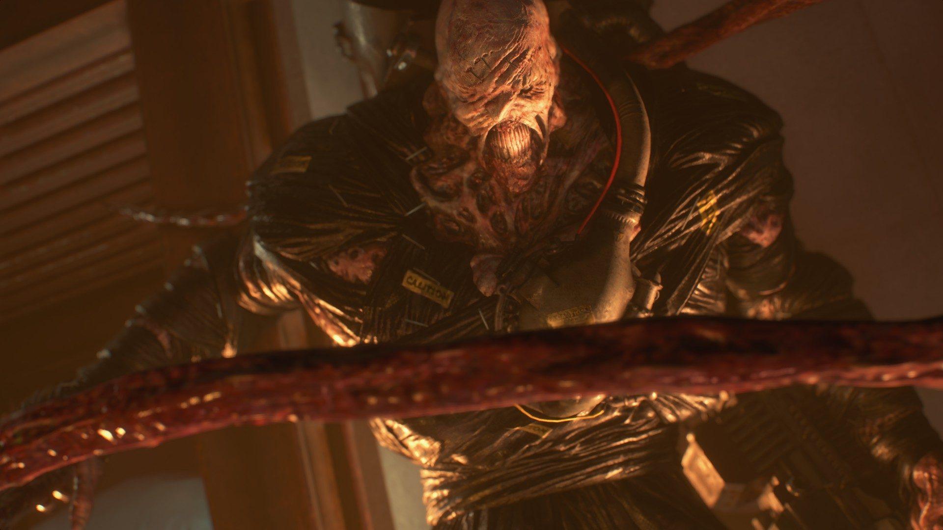 Novo Trailer de Resident Evil 3 Traz a Transformação Monstruosa de Nemesis  – PlayStation.Blog BR