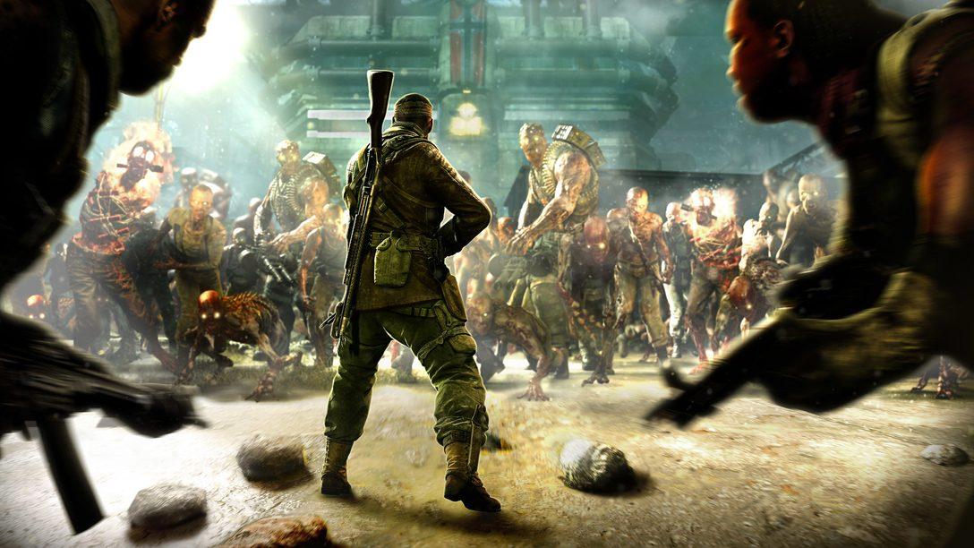 Zombie Army 4 Se Levanta Hoje para PS4