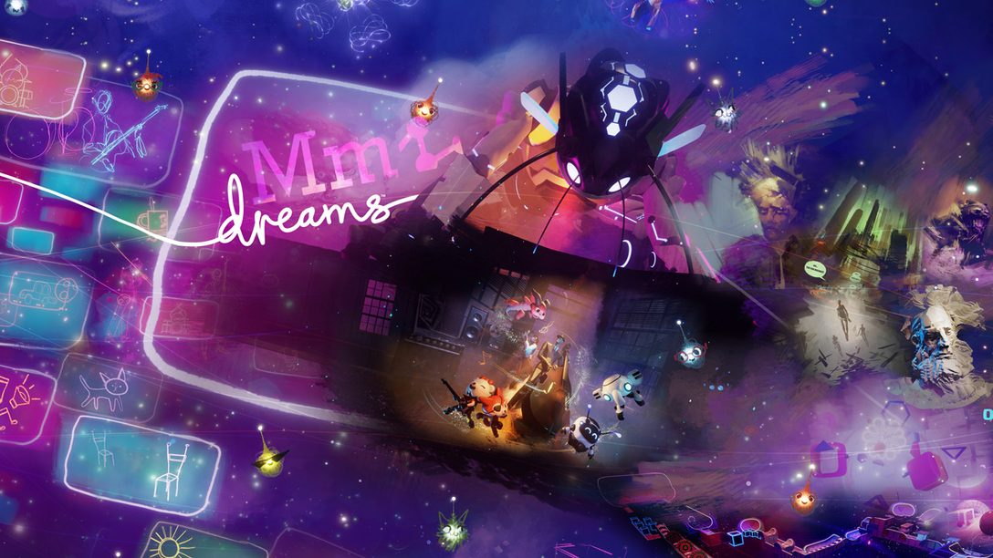 Dreams Chega Antes para Jogadores com Acesso Antecipado