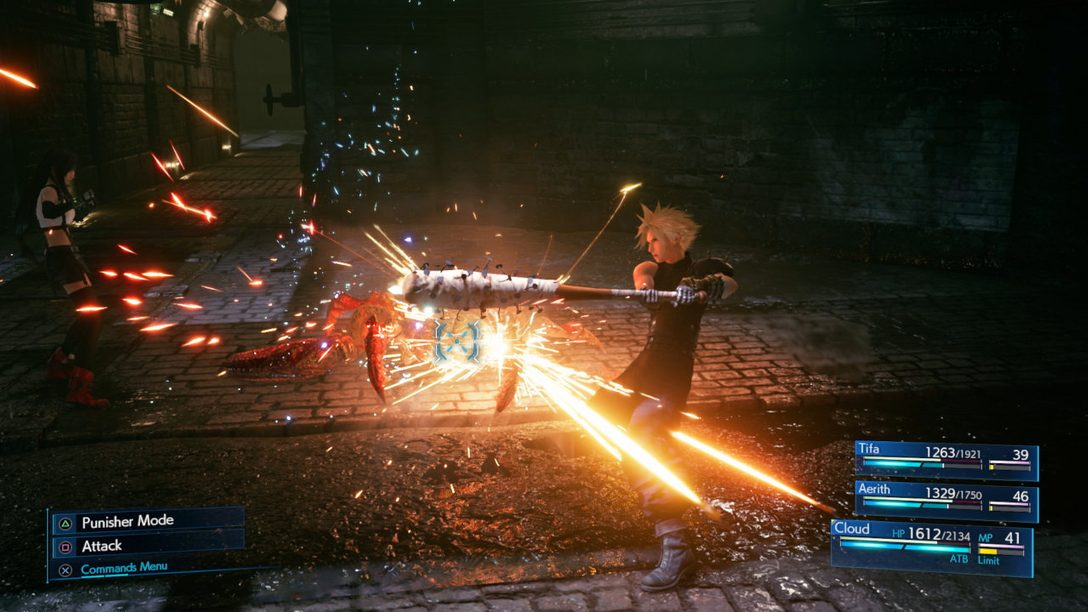 Novas Imagens de Final Fantasy VII Remake Mostram Red XIII, Missões Secundárias e Mais