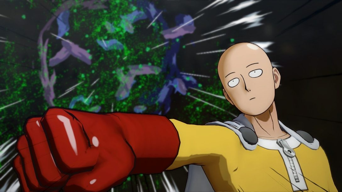 One-Punch Man: A Hero Nobody Knows Chega Sexta para PS4, Entrevista com os Produtores do Anime e do Game