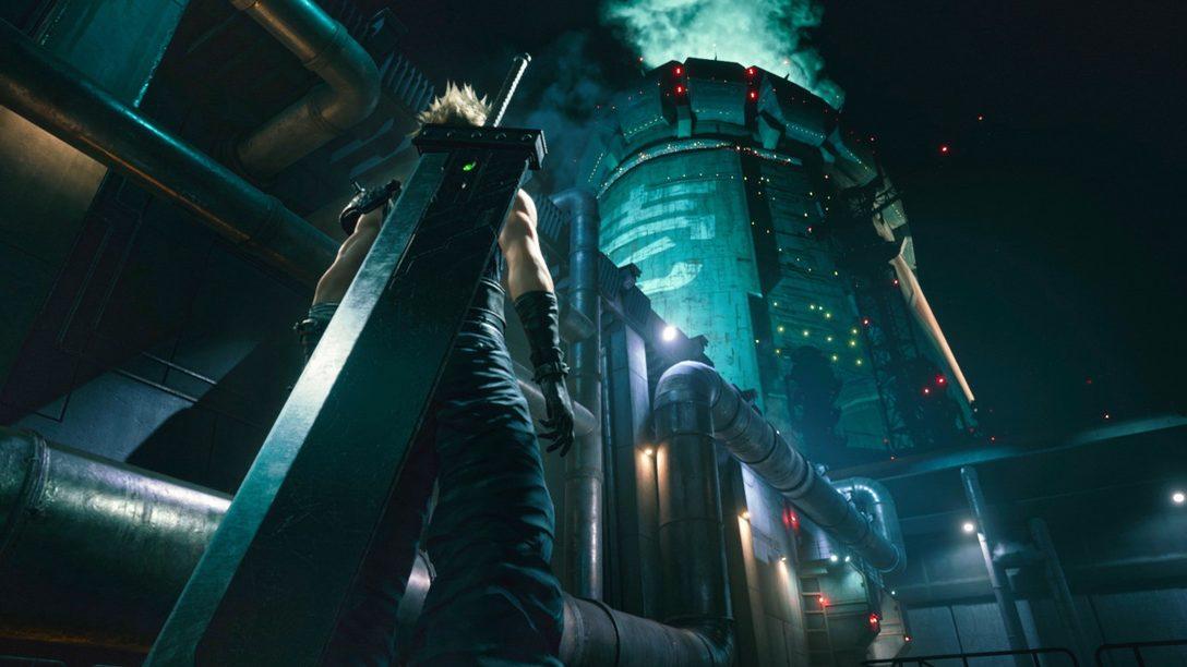 Demo de Final Fantasy VII Disponível