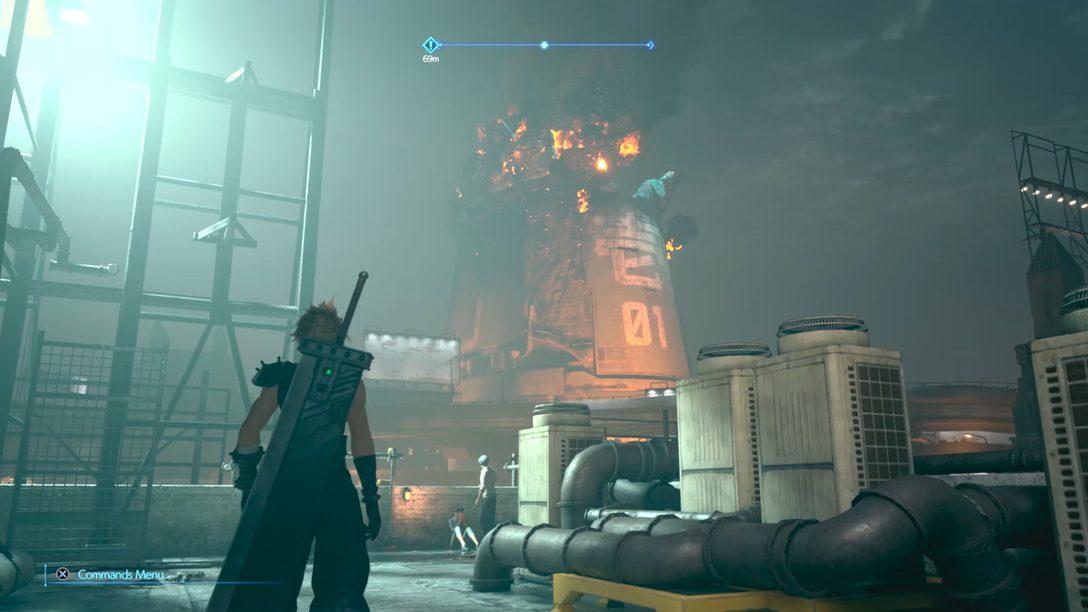 Três Horas com Final Fantasy VII Remake