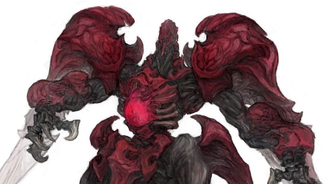 Como a Square Enix Recriou o Superchefe Ruby Weapon para Final Fantasy XIV