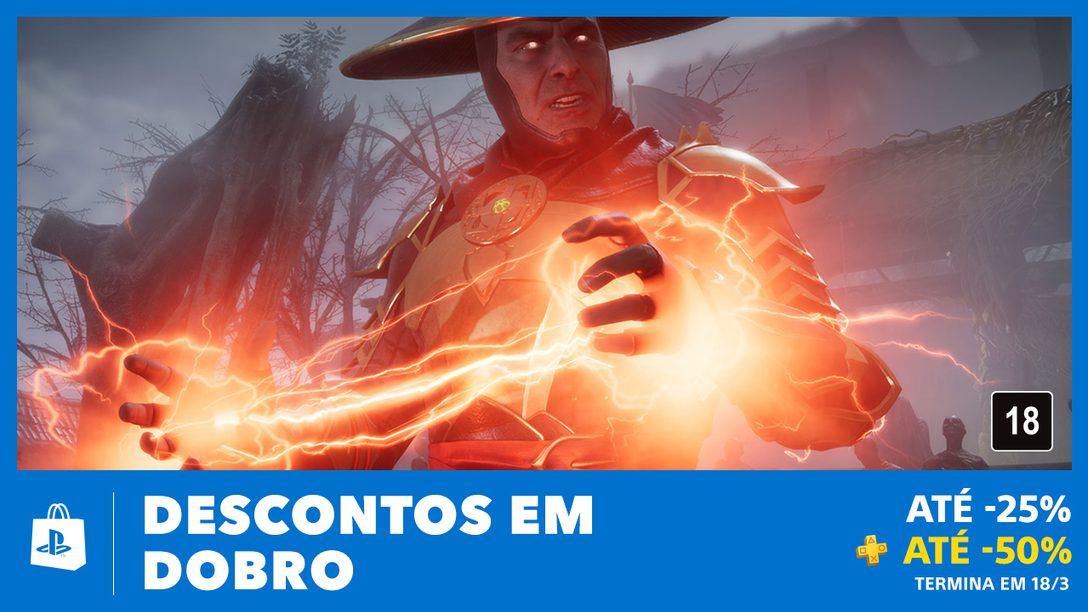 A Promoção Descontos em Dobro da PS Store Está de Volta