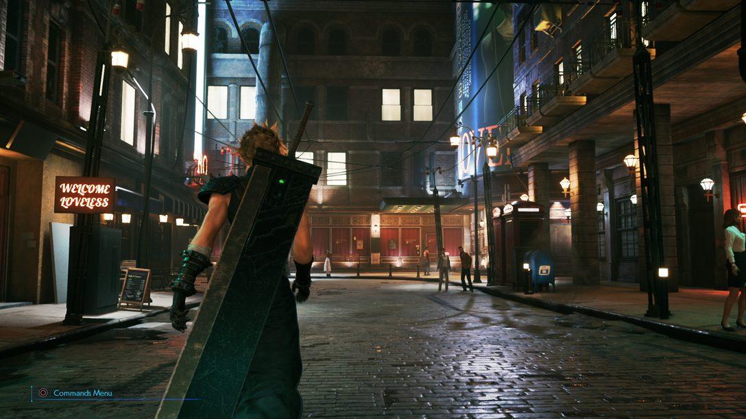 Dicas de Combate de Final Fantasy VII Remake, Que Chega Amanhã ao PS4