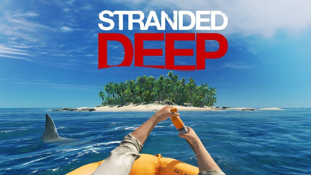 Stranded Deep Aterriza no PS4 Amanhã
