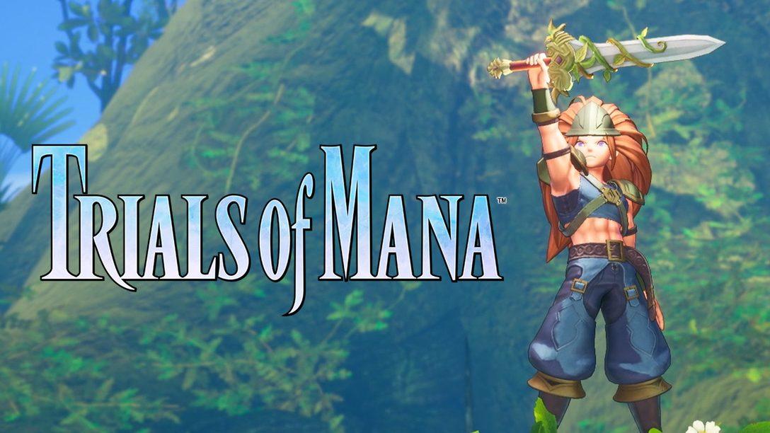 Trials of Mana: Um Novo e Melhor RPG de Ação