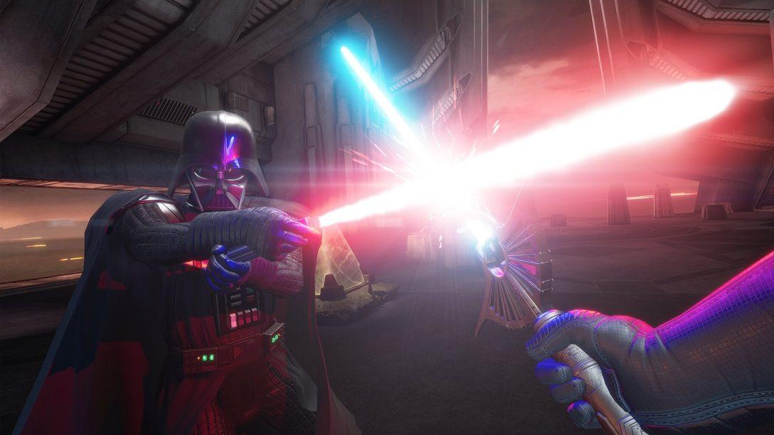 Vader Immortal: A Star Wars VR Series Chega para PS VR Este Ano