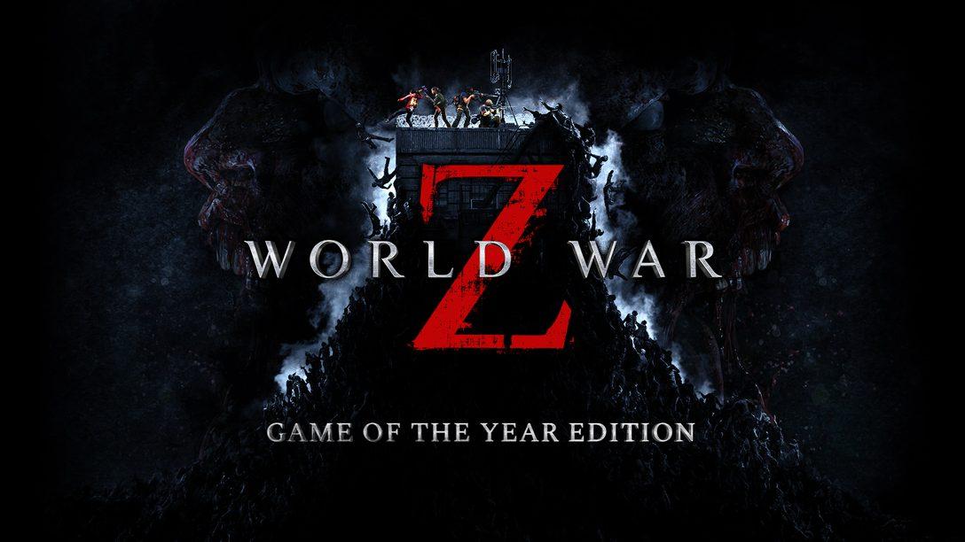 """DLC """"Marseilles"""" e Edição """"Game of the Year"""" de World War Z Chegam para PS4 Amanhã"""