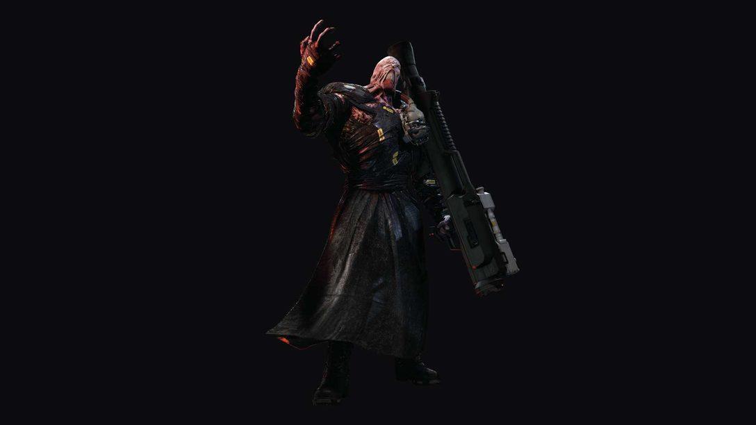 Nemesis Invade Resident Evil Resistance em uma Nova Atualização, Já Disponível