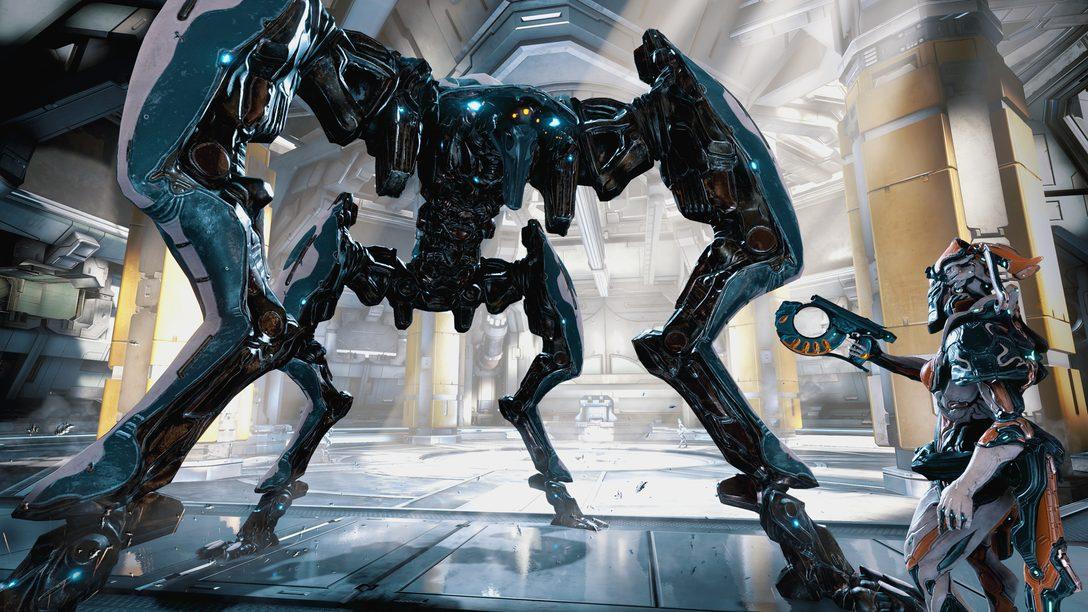 Bastidores da Criação do Deadlock Protocol de Warframe