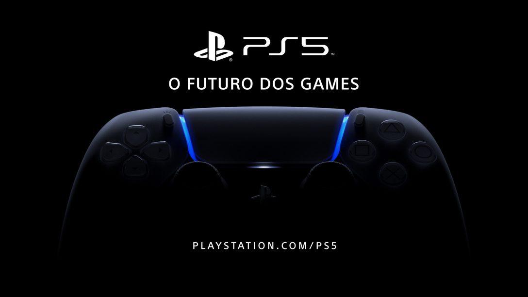 Este Convite É Para Você: Venha Dar uma Olhada no Futuro dos Jogos com o PlayStation 5