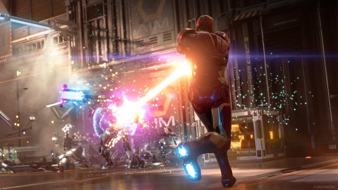 Marvel's Avengers Confirmado Como Upgrade Gratuito para PS5